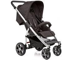 Gesslein S4 304090733000 Kinderwagen Air+ elox, schwarz