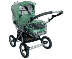 Reinwald 002812 G - Regenhaube für Kinderwagen mit Schwenkschieber