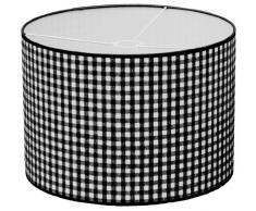 TAFTAN LPS-2113 Karierter Gross 7mm Pendelleuchte diameter, 35 cm, in 14 farben verfügbar