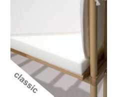 babybay Matratze Classic Cotton für Maxi und Boxspring, weiß