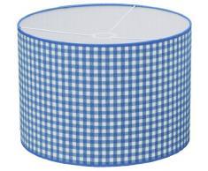 TAFTAN LPS-212 Karierter Gross 7mm Pendelleuchte diameter, 35 cm, in 14 farben verfügbar