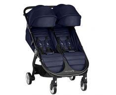 Baby Jogger BJ0198853815 Kinderwagen City Tour2 Double - Seacrest