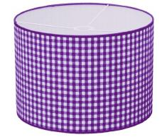 TAFTAN LPS-217 Karierter Gross 7mm Pendelleuchte diameter, 35 cm, in 14 farben verfügbar