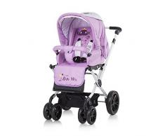 Chipolino KKFI01503RO BM Kinderwagen, Fiona, rosa