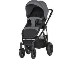 Britax SMILE 2 Kinderwagen, Kollektion 2018, Steel Grey