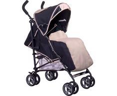 Caretero Luvio Buggy Kinderwagen - Leicht und Kompakt, beige