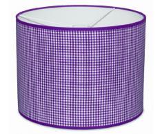 TAFTAN LPS-207 Karierter Klein 3mm Pendelleuchte diameter, 35 cm, in 14 farben verfügbar