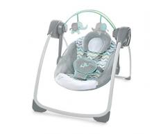 Ingenuity tragbare Babyschaukel, Elefant, grau