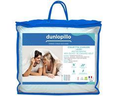 Dunlopillo Bettdecke, 200 x 200 cm, Natur