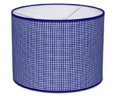TAFTAN LPS-203 Karierter Klein 3mm Pendelleuchte diameter, 35 cm, in 14 farben verfügbar
