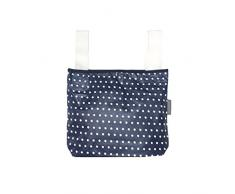 Poplico Taschen für Kinderwagen und grosse Roller Blueberry