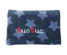 Tuc Tuc 6583 Fleecedecke Life In The Air, blau
