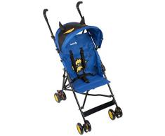 Safety 1st 1187811000 Crazy Peps Buggy mit Sonnenverdeck, wendiger Kinderwagen nutzbar ab ca. 6 Monate - max. 15 kg, Super, blau, 4.99 kg