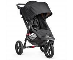 Babyjogger City Elite® Einer 3 Rad Kinderwagen mit Handbremse schwarz