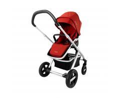Nuna IVVI Kinderwagen rot