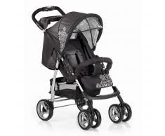 Knorr-Baby V-Easy Fold Kinderwagen Sportwagen schwarz