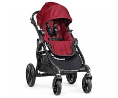 Babyjogger City Select Kinderwagen rot