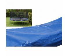 Trampolin Randabdeckung 305 cm Abdeckung blau 10FT PVC - LEX