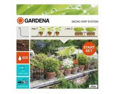 GARDENA 13002-20 MDS Start-Set Pflanztöpfe M automatic