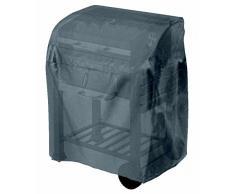 Tepro 8400 Kleine Universal-Abdeckung für Grillwagen, Anthrazit