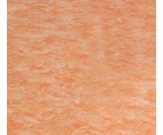 BEST 09830694 Tischdecke oval 210 x 160 cm, terracotta