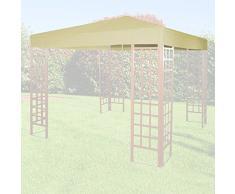 Gärten des Re 38059 Ersatzplane für Pavillon, Beige