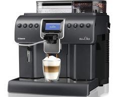 Saeco AULIKA Focus V2 Silber 10005231 Kaffeevollautomat, polycarbonate, 2.2 liters