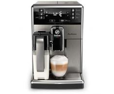 Saeco PicoBaristo SM5473/10 Kaffeevollautomat, 11 Kaffeespezialitäten (integriertes Milchsystem) Edelstahl