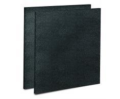 Vornado 701182 Carbon Filter 2-er Pack für Luftreiniger, schwarz, 0,9 x 27 x 31 cm