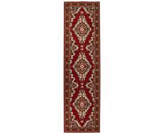 Lalee 347053247 Klassischer Teppich / Orientalisch / Rot / TOP Preis / Grösse : 80 x 320 cm