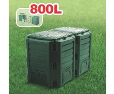 Prosperplast komposter, grün, 80 x 20 x 60 cm, IKSM800Z-G851