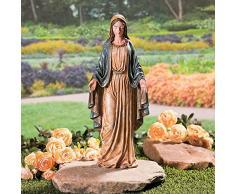 OTC Gartenskulptur Jungfrau Maria, gesegnete Mutter