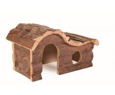 Trixie 62051 Natural Living Hanna Blockhaus 26 × 16 × 15 cm