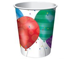 Creative Converting 377800 Balloon Ballon, Papier, Luftballon Blast