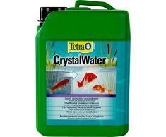 Tetra Pond CrystalWater (für kristallklares Wasser im Gartenteich, Wasserklärer gegen Trübungen), 3 Liter Flasche
