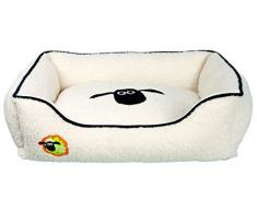 Trixie 36886 Shaun das Schaf Bett, 80 x 65 cm