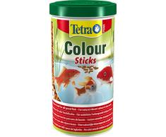Tetra Pond Colour Sticks – Fischfutter für Teichfische, für natürliche Farbenpracht und klares Wasser, versch. Größen