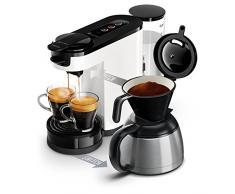 Philips SENSEO Switch Kaffeemaschine Senseo Switch weiß