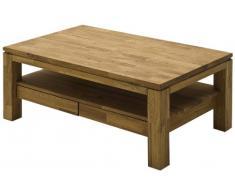 Robas Lund, Couchtisch, Wohnzimmertisch, Gordon, Asteiche/Massivholz, 115 x 70 x 45 cm, 58721E5