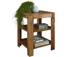 wohnling sheesham regale bei livingo online kaufen. Black Bedroom Furniture Sets. Home Design Ideas