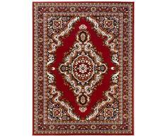 Lalee 347052004 Klassischer Teppich / Orientalisch / Beige / TOP Preis / Grösse : 160 x 160 cm RUND
