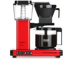 Moccamaster Filter Kaffeemaschine KBG 741 AO, 1.25 Liter, 1520 W, Red