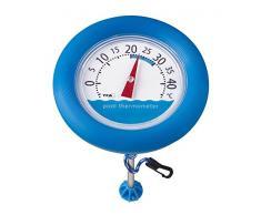 TFA Dostmann Poolwatch analoges Schwimmbadthermometer, 40.2007, geeignet für Schwimmbad und Teich
