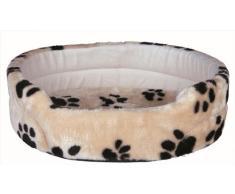 Trixie 37004 Bett Charly, 65 × 55 cm, beige