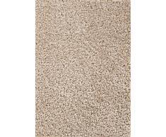 Teppichboden Verlours Auslegware Uni grün 250 x 400 cm. Weitere Farben und Größen verfügbar
