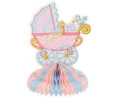 Tischdeko Baby an Bord 25 cm