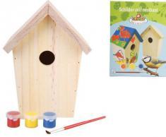 Esschert KG145 - Design Vogelhaus, 14,5 x 11,4 x 19,8 cm