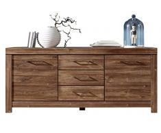 Star Trading GTCC901020 Sideboard, Holz, braun, 45 x 200 x 85 cm