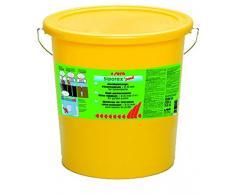 sera pond siporax (25mm) Professional vollbiologisch selbst reinigendes Hochleistungs-Filtermedium für den Gartenteich in Ringform für alle Teichfilter (Empfehlung mind. 1L pond siporax auf 1.000L)