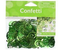 Creative Converting Konfetti, Frische Limettengrün